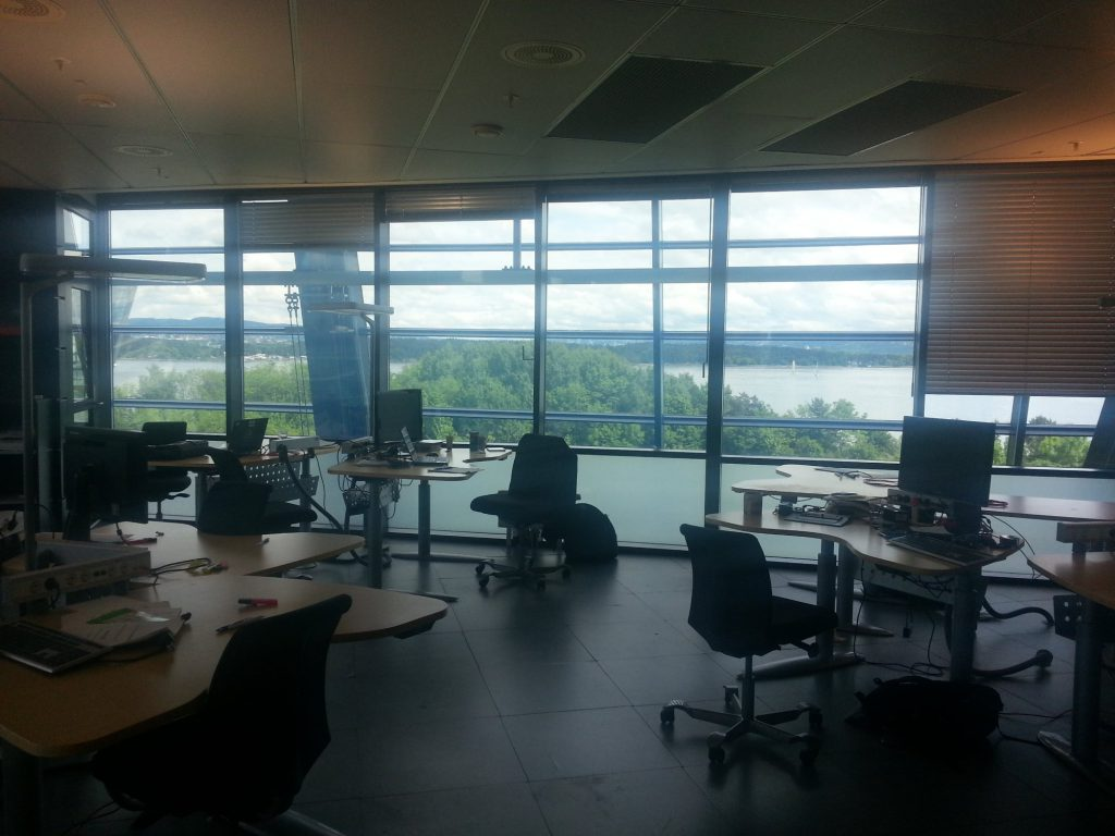 Canal Digital office in Fornebu